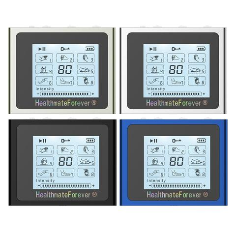 Touch Screen TS8 HealthmateForever TENS Unit & Muscle Stimulator