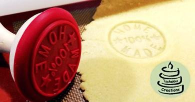 Mürbeteig Motiv-Stempel-Kekse