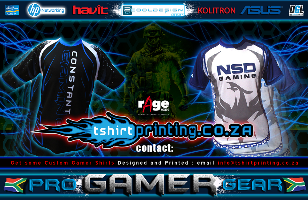 Pro gamer gear archives tshirt printing business for How to get into the t shirt printing business