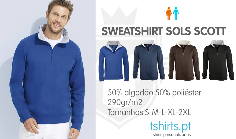 Sweatshirt sols scott