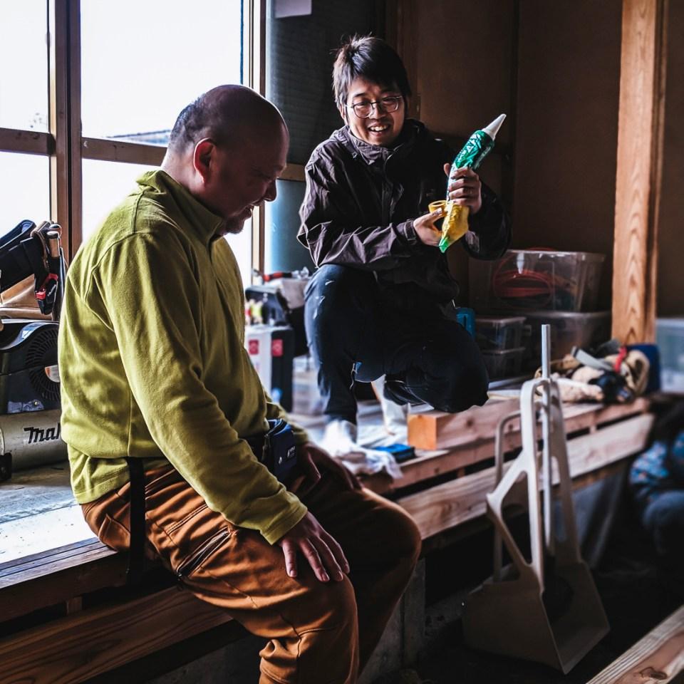 Tsumiki Kominka Workshop-4