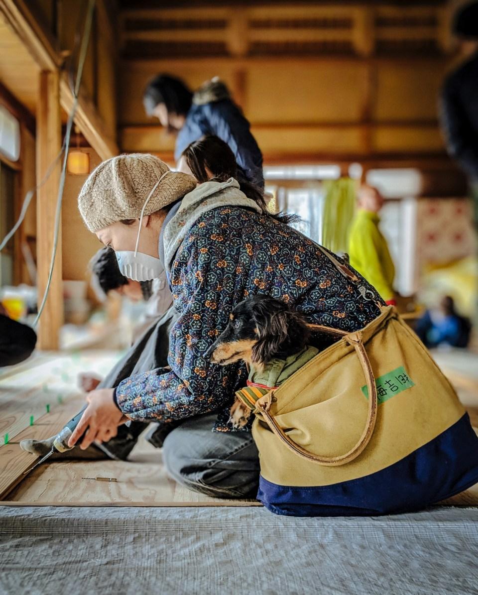 Tsumiki Kominka Workshop-6