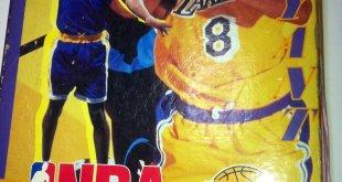Carpeta Kobe Bryant
