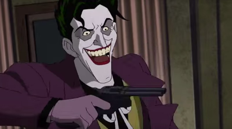 Batman The Killing Joke Rated R