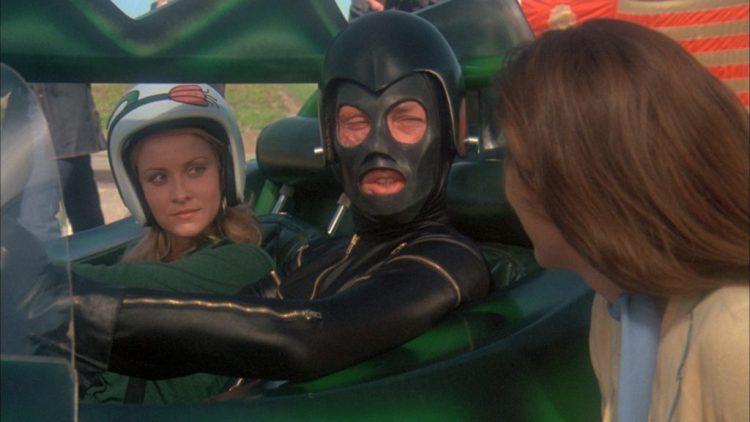 Dystopian film Death Race 2000