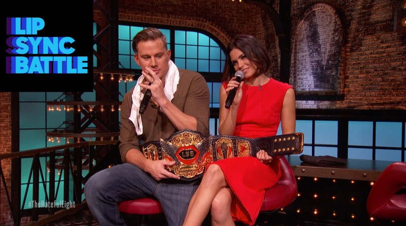 Channing Tatum and Jenna Dewan Tatum, Lip Sync Battle