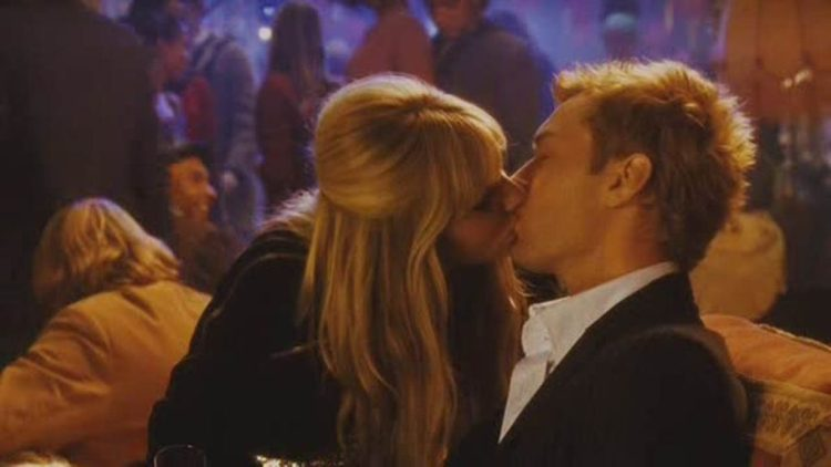 Best Kissing Scenes: Alfie