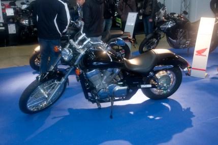 Choppere la targul moto 2015 Bucuresti