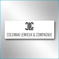 COLEMAN LEMIEUX & COMPAGNIE