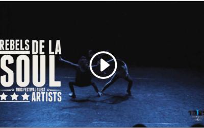 Rebels De La Soul – TUDS Throwback Artists