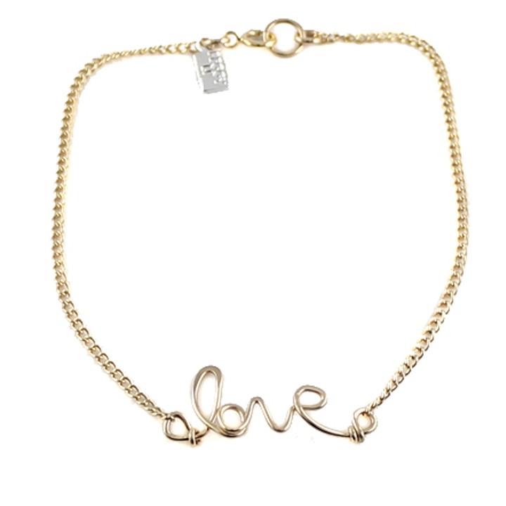 Custom Word Bracelet TueNight.com
