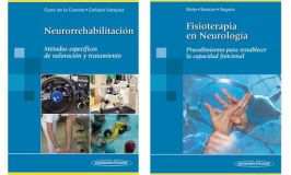 Reseña de los libros Neurorrehabilitación y Fisioterapia en Neurología
