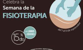 Semana de la Fisioterapia: Grandes descuentos en libros de Panamericana [Finalizado]
