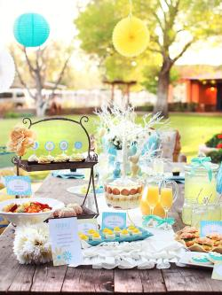Small Of When To Have A Baby Shower