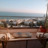 For rent furnished apartment with sea views in La Marsa