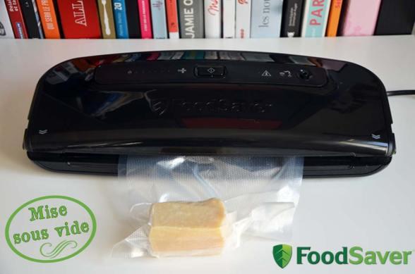 Food Saver pour faire le vide en cuisine !