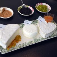 L'art de composer un plateau de fromages...