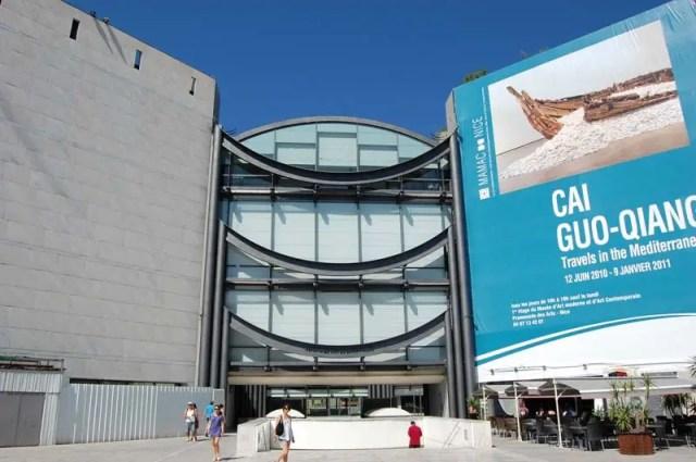 Resultado de imagem para museu de arte moderna de Nice