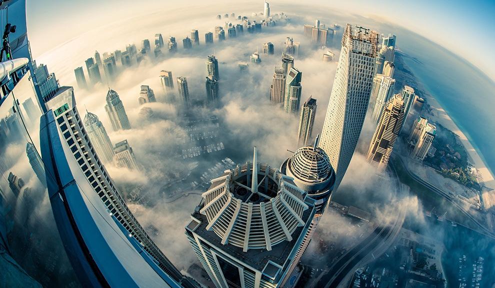 120 fotos del mundo como nunca lo viste: desde el cielo