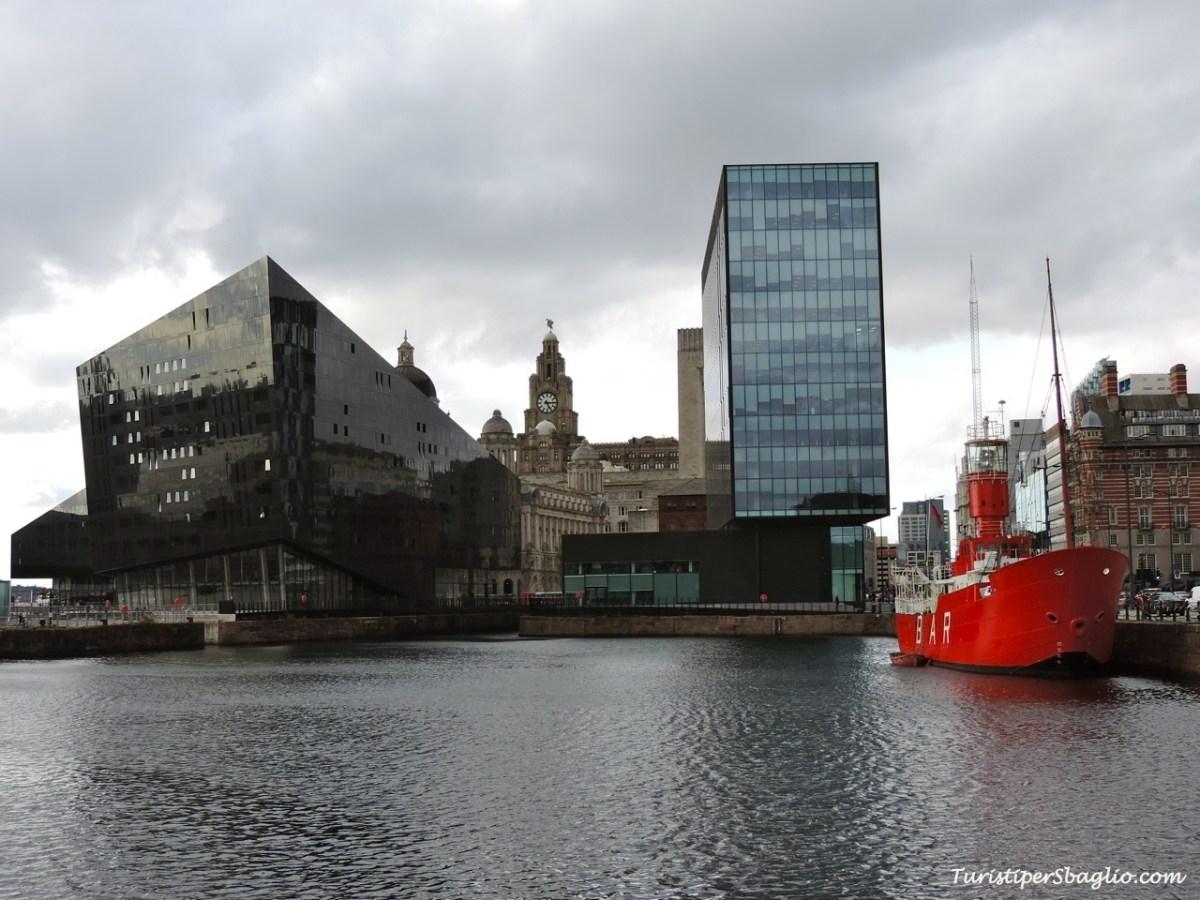 20) Inghilterra 2014 - Lunga vita a Liverpool, una città che ha scelto di non dimenticare...
