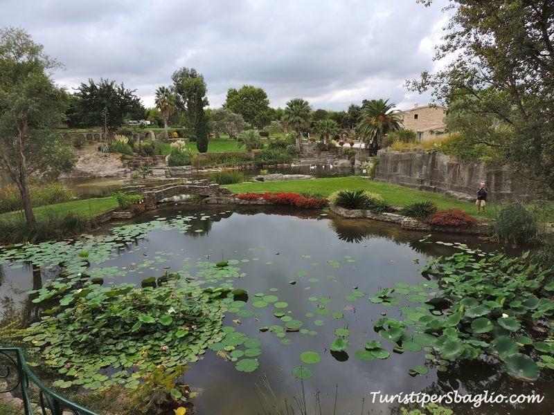 La lunga strada dei sogni. La storia del Giardino di Saint Adrien a Servian - Linguadoca