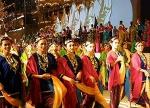Красочный фестиваль пришел в Малайзию