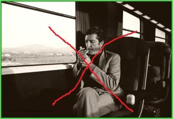 Запрет на курение в Российских поездах дальнего следования -