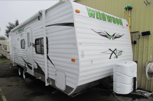 Price Group #1 - Travel Trailer