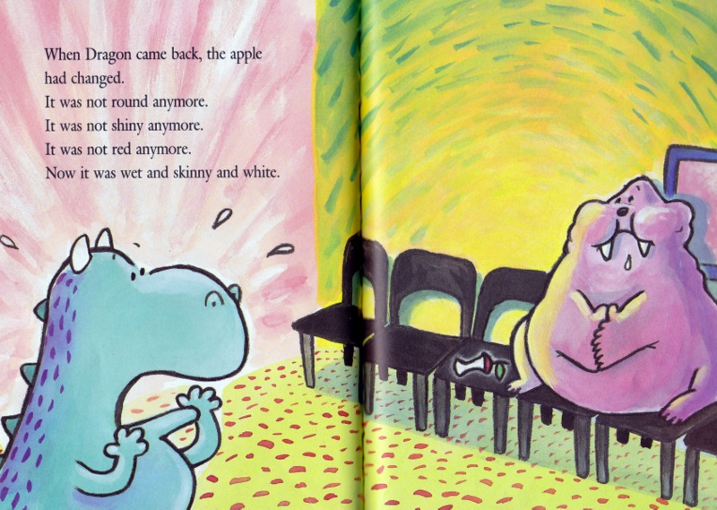 dav pilkey dragon coloring pages - photo#30