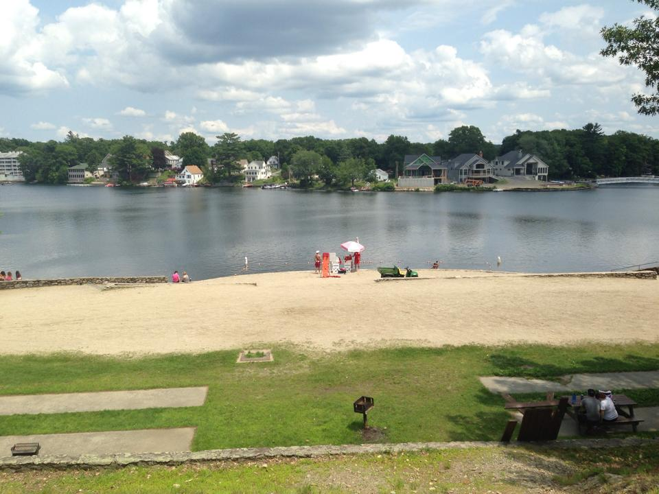 Top 10 Places To Swim In Worcester
