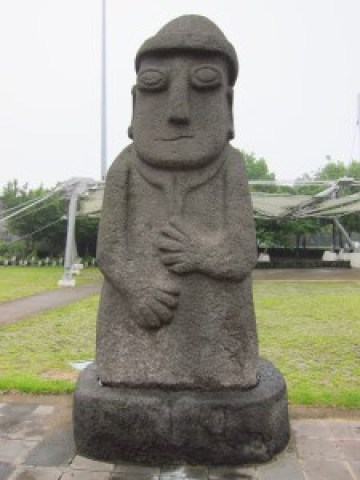 Stone Grandfather, Jeju