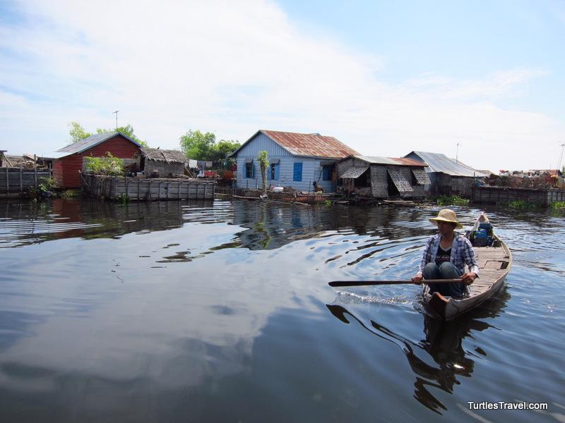 Tonle Sap Scene