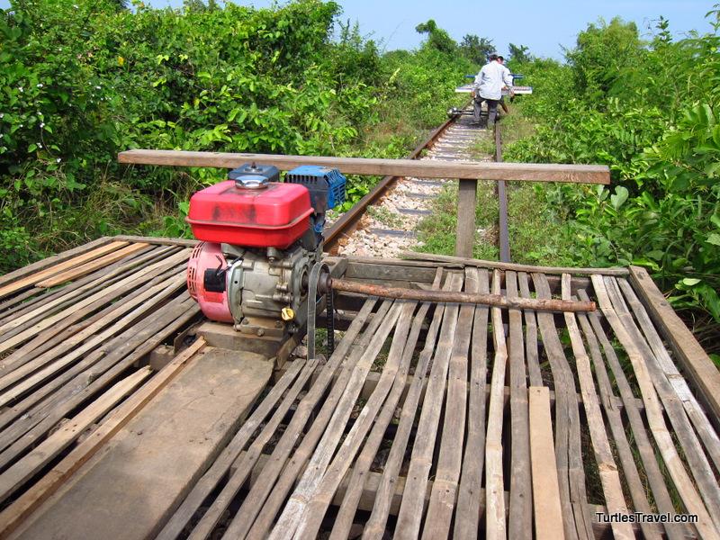 Bamboo Railroad