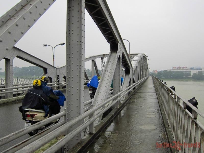 Bridge over the Perfume River, Hue