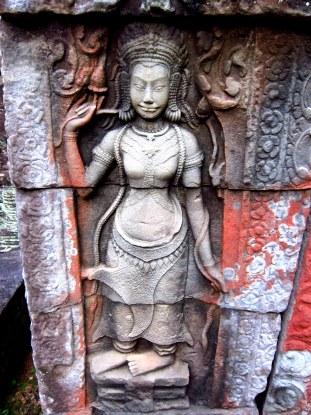 Banteay Kdei Relief