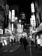 Night scene, Tokyo