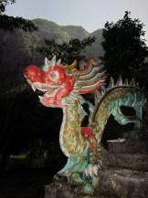 Staircase Dragon, Ninh Binh