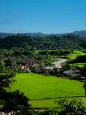 Luang Namtha Landscape