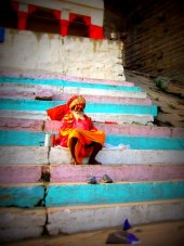 Sadhu, Varanasi