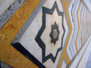 Marble Inlay at The Taj Mahal, Agra