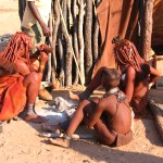 Himba Women's Beauty Rituals