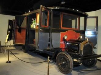 1916 Packard Graveyard Bus