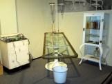 Body-Fluid Draining Table
