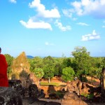 Young Monk at Pre Rup