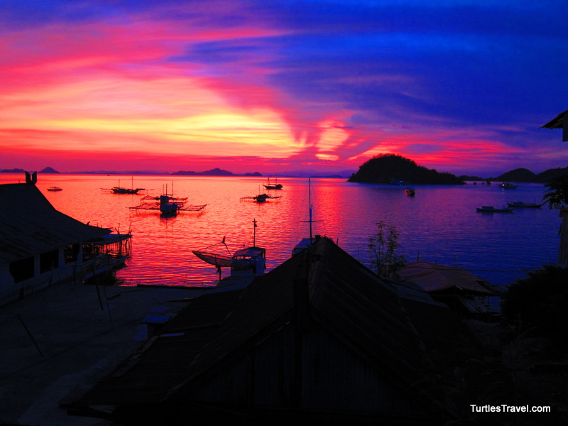 Labuan Bajo Sunset