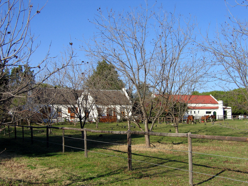 De Bos Guest Farm, Montagu, South Africa