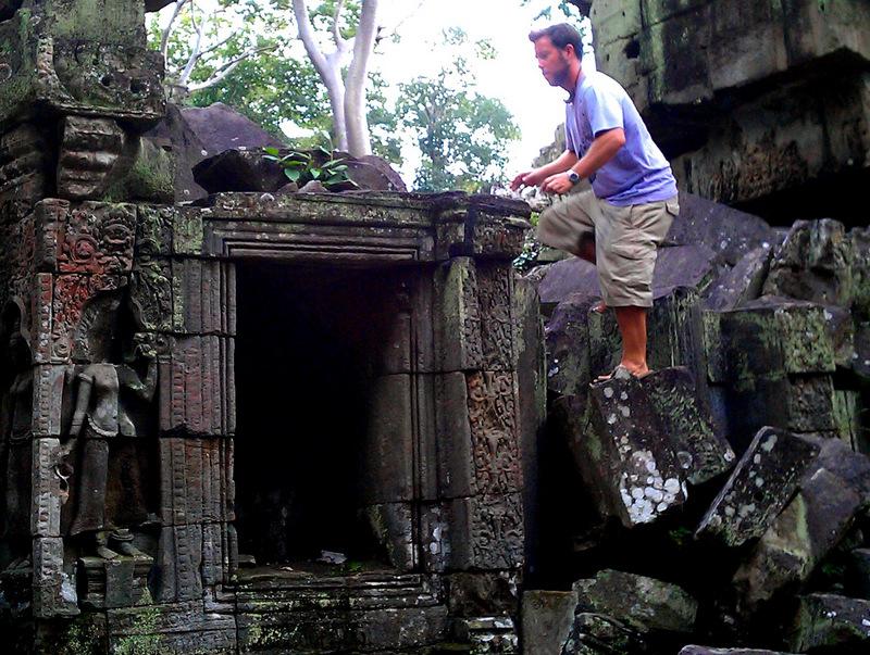 Angkor Wat Geocache
