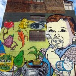 Baby Mural on Calle 26