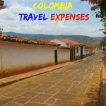 Colombia Travel Expenses