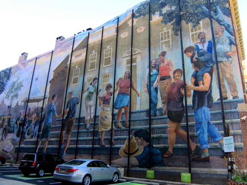 Pride & Progress, Philadelphia murals